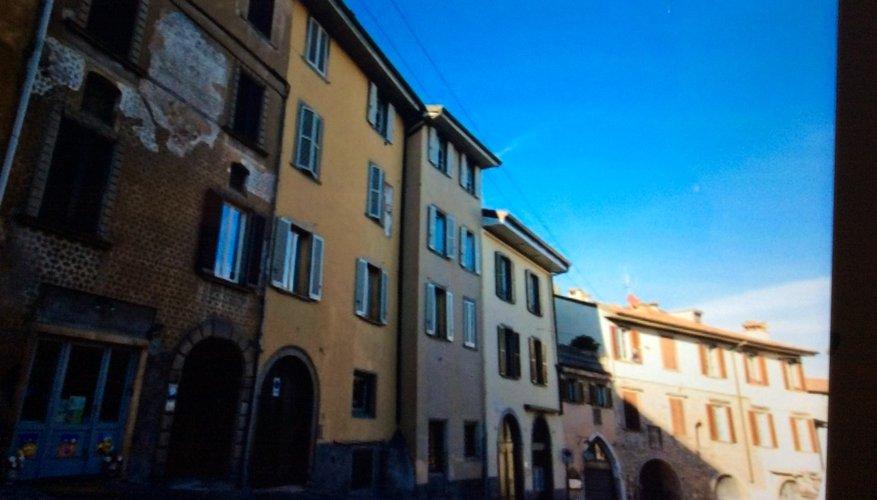 Bilocale in Città Alta Bergamo