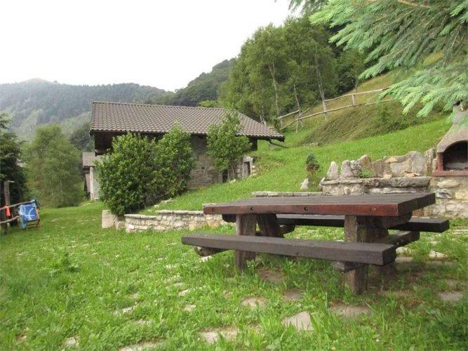 Chalet di montagna Fuipiano Valle Imagna