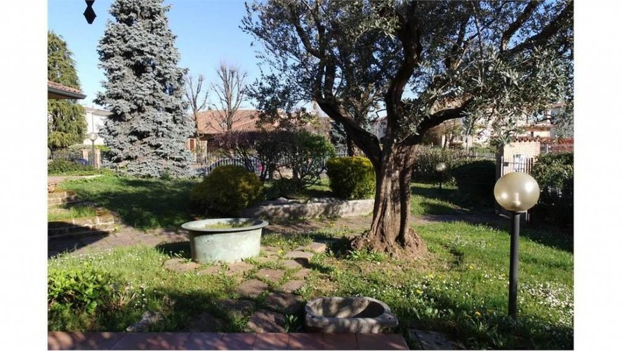 Villa in vendita a Zanica, Padergnone Zanica