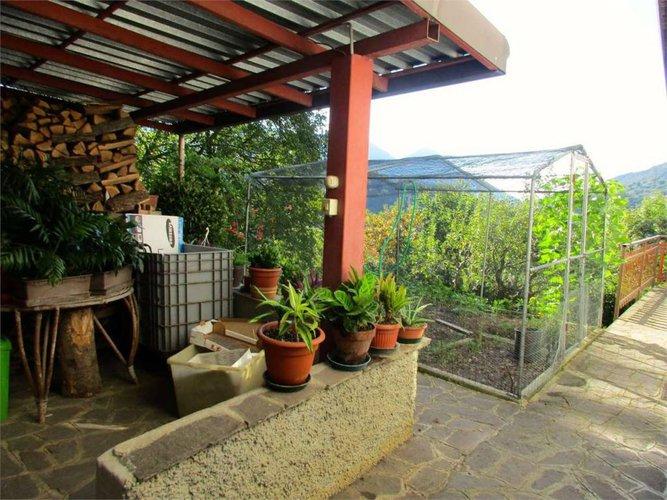 Berbenno - Villa singola con mansarda indipendente Berbenno