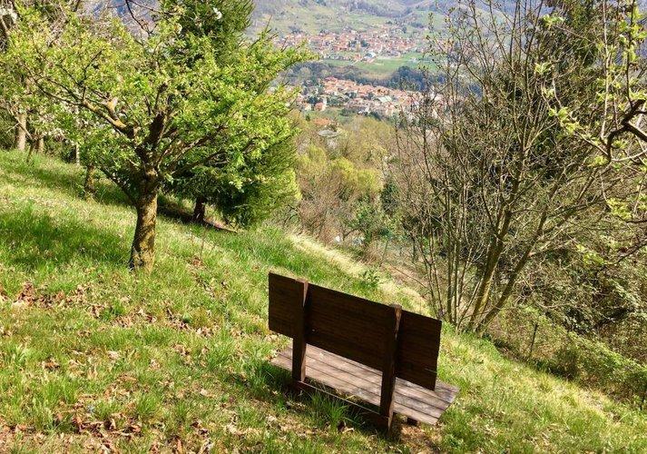 CASA SINGOLA CON 15.000 MQ di terreno circondata dal verde!! Vigano San Martino