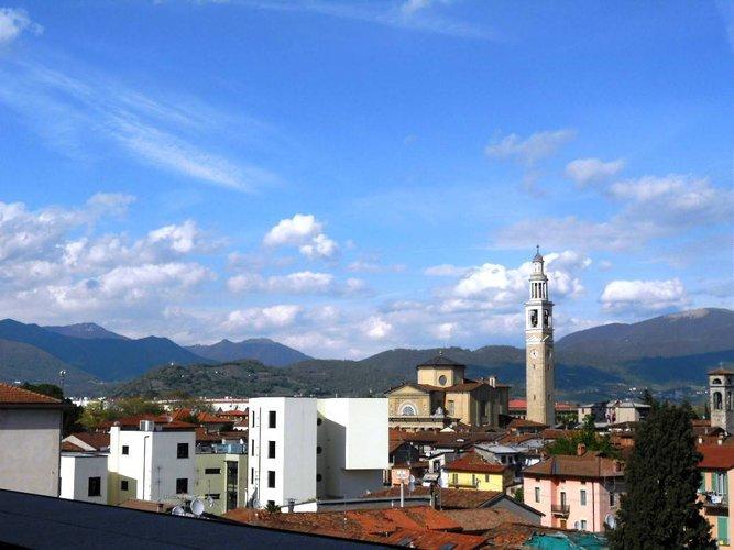 Nuovo trilocale con cantina (box) SOLO €.100.500 Seriate
