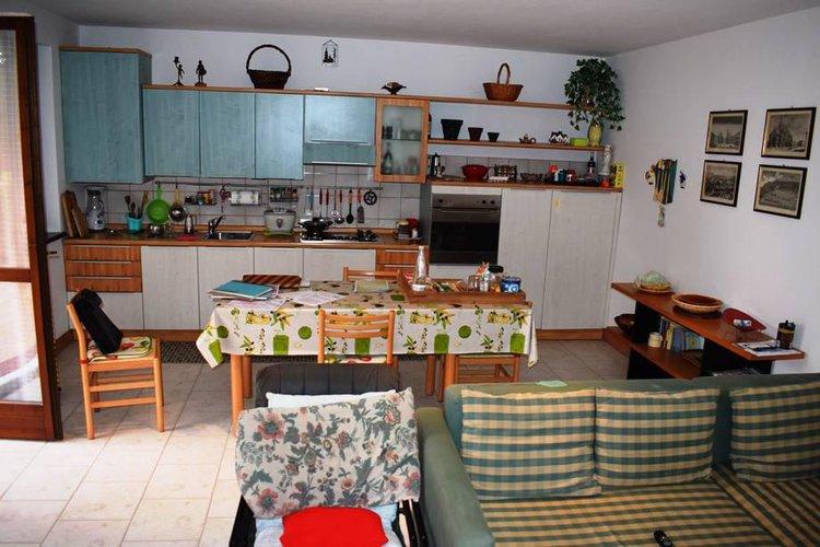 Berbenno vendesi bilocale con cortile privato inserito in st Berbenno