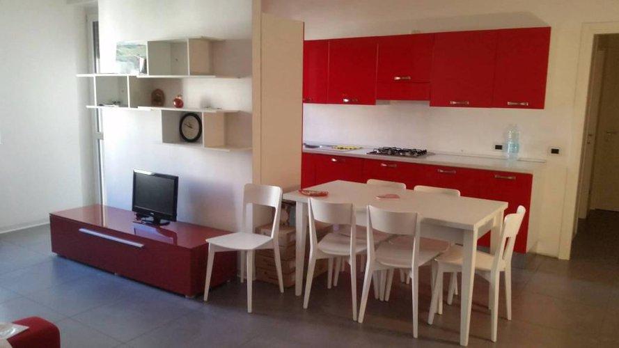Via Borgo Palazzo bilocale ristrutturato: