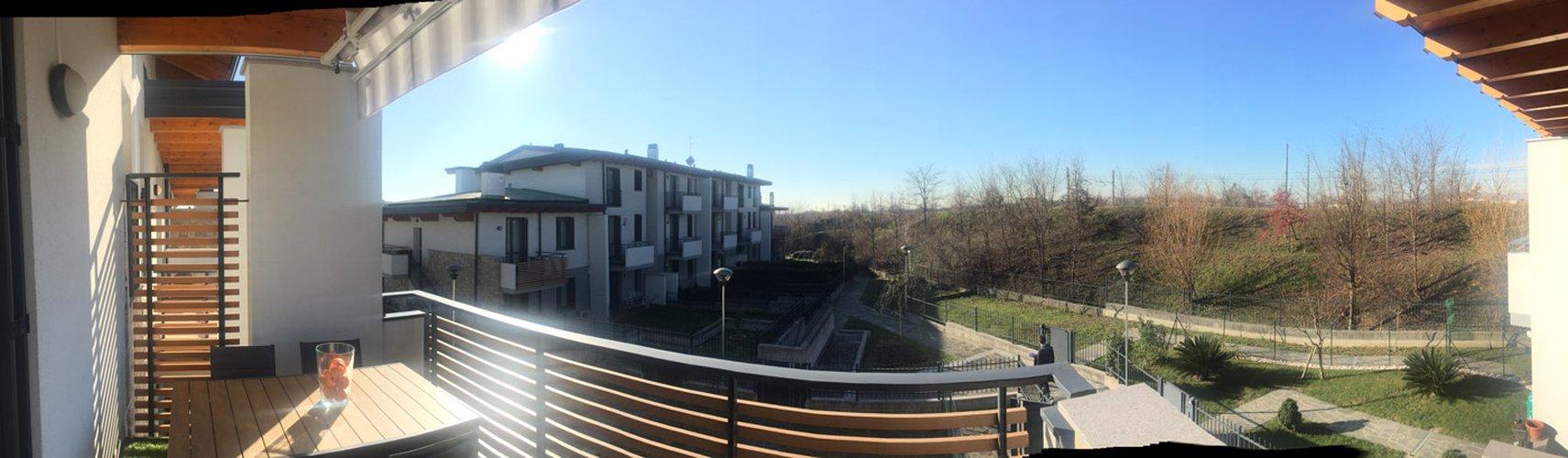 Duplex in classe A, UNICO E PARI AL NUOVO Bergamo