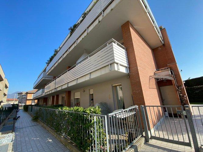 Ultimo p. e terrazzo Bergamo