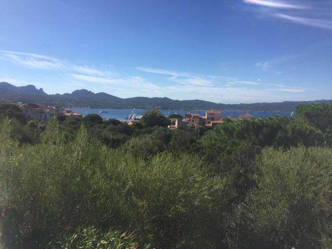 Splendido trilocale fronte mare a Porto Rotondo Olbia