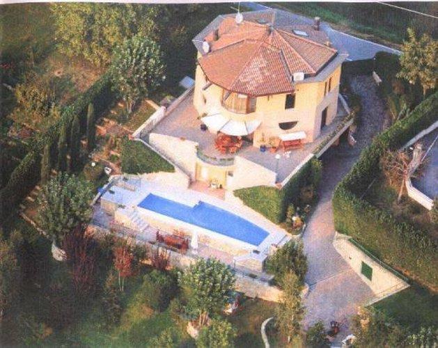 Villa sui colli Bergamaschi