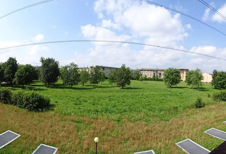Zanica Trilocale 110 mq in zona tranquilla Zanica