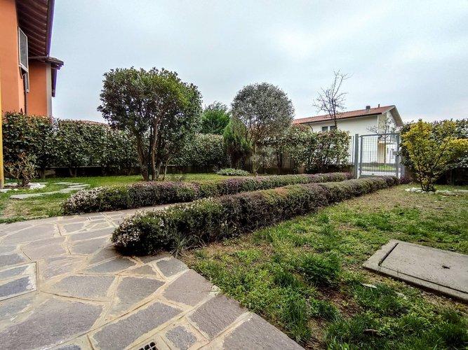 Villa a schiera Calusco d'Adda