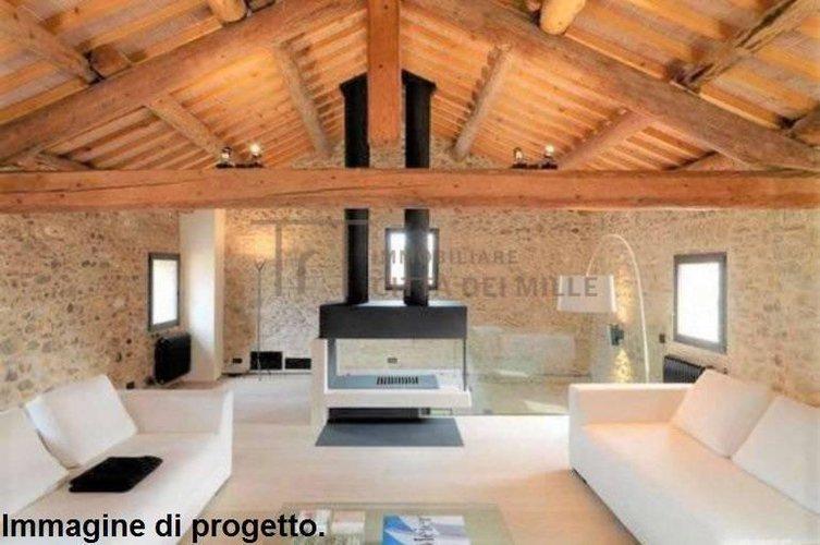 Porzione di casa Bergamo