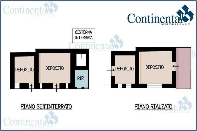 Rustico/Casale/Corte Cusio